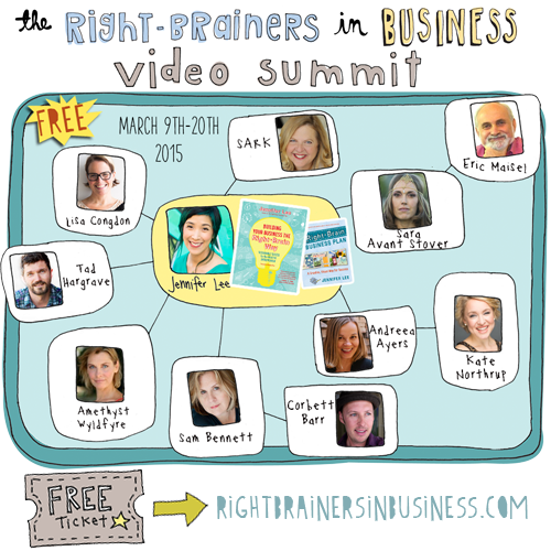 Right Brainers in Business 5th Annual Summit