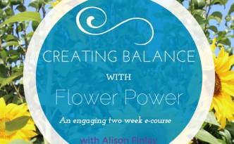Flower Power Course Logo
