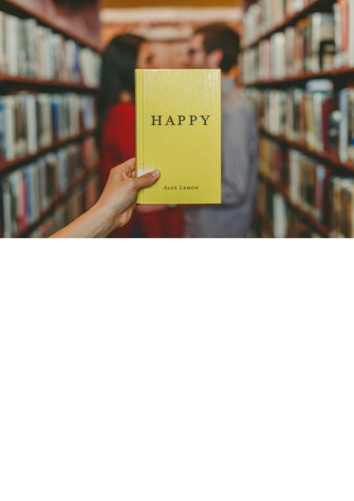 Picture of a yellow book